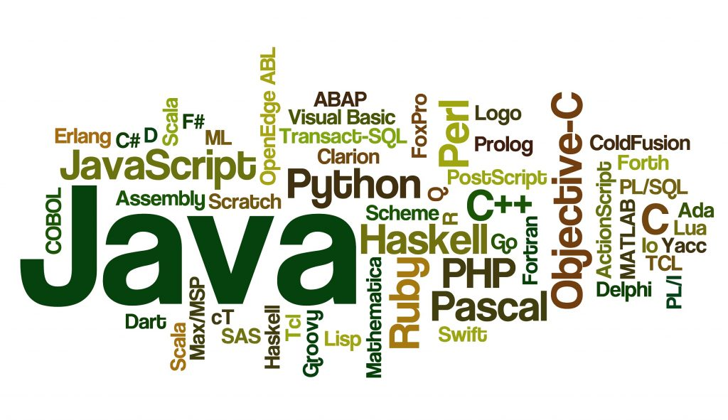 programming languages webmasters